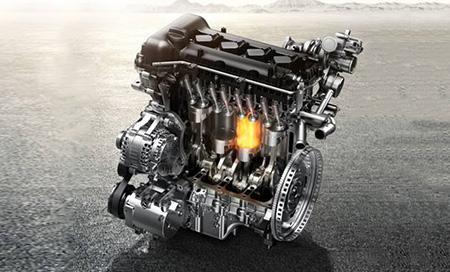 1.5T high-efficiency engine