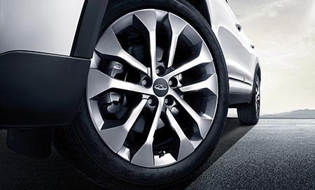 18-inch wheel hub